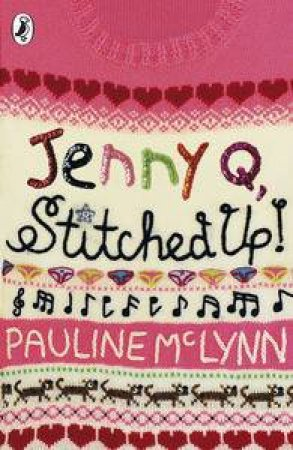 Jenny Q, Stitched Up by Pauline McLynn