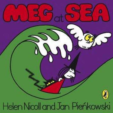 Meg at Sea by Helen & Pienkowski Jan Nicoll