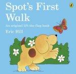 Spots First Walk