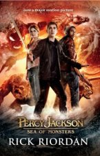 Percy Jackson And The Sea Of Monsters Film Tiein Edition