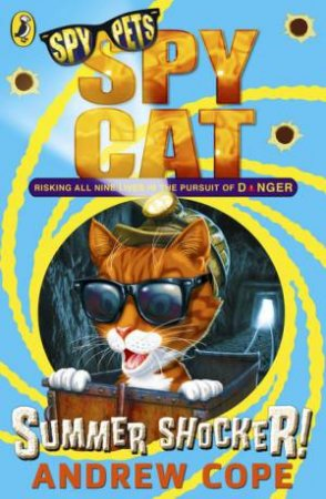 Spy Cat 01: Summer Shocker