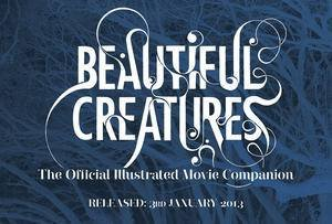 Beautiful Creatures The Official Illustrated Movie Companion by Mark Cotta Vaz
