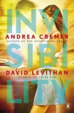 Invisibility by Andrea Cremer & David Levithan