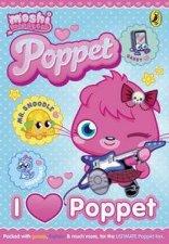 Moshi Monsters I Heart Poppet
