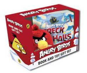 Angry Birds Book and Toy Set by Various