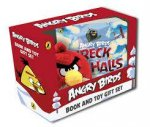 Angry Birds Book and Toy Set