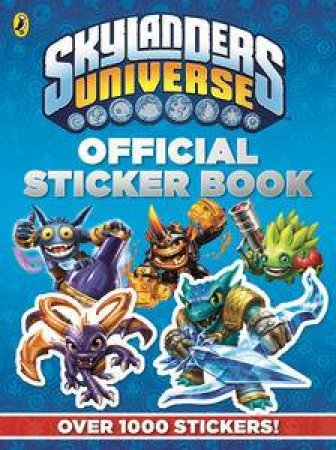 Skylanders Universe: Official Sticker Book by Various