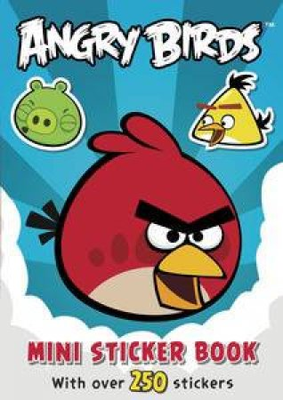 Angry Birds: Mini Sticker Book by Various