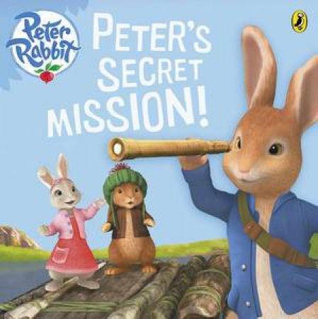 Peter Rabbit Animation: Peter's Secret Mission! by Beatrix Potter