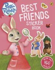 Peter Rabbit Animation Best Friends Sticker Book
