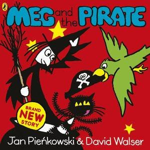 Meg and Mog: Meg and the Pirate by Jan Pienkowski & David Walser