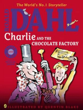 Charlie and the Chocolate Factory: Book & CD