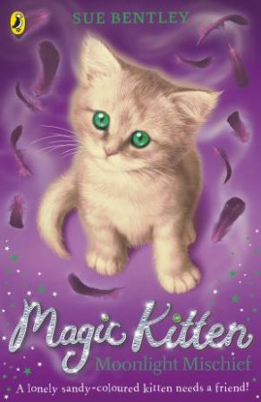 Moonlight Mischief: Magic Kitten