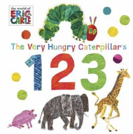 Very Hungry Caterpillar's 123