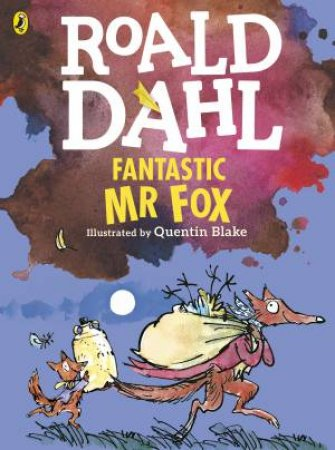 Fantastic Mr Fox - Colour Ed. by Roald Dahl