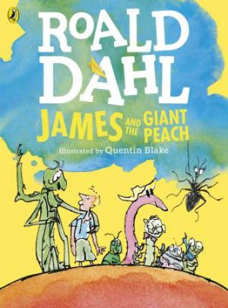 James And The Giant Peach - Colour Ed.
