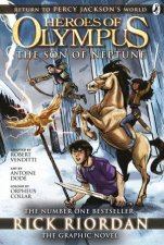 The Son Of Neptune The Graphic Novel
