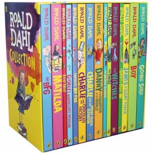 Roald Dahl Phizz Whizzing Collection (Boxed Set)
