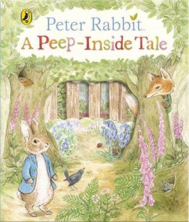 Peter Rabbit Peek Inside