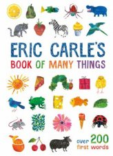 Eric Carles Book Of Many Things