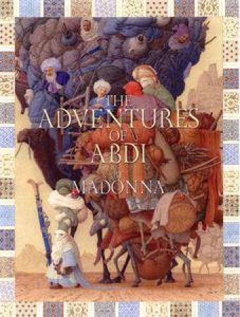Adventures Of Adbi by Madonna Ritchie