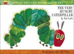 The Very Hungry Caterpillar with CD