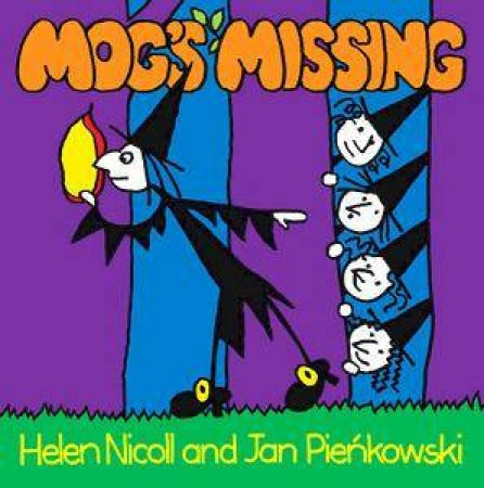 Mog's Missing by Helen Nicoll