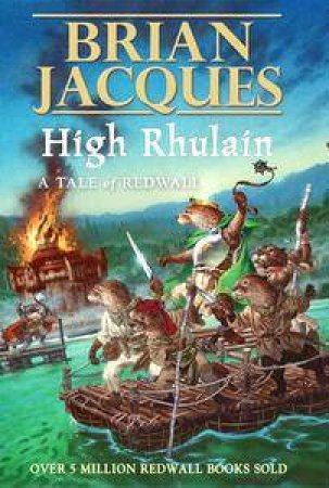 High Rhulain by Brian Jacques