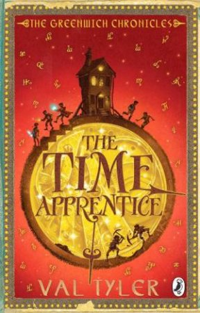 The Time Apprentice by Val Tyler