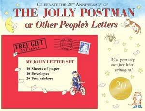 The Jolly Postman 20th Anniversary Pack by Allan Ahlberg