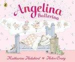 Angelina Ballerina Board Book