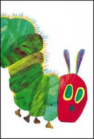 The Very Hungry Caterpillar Classic Notebook by Eric Carle