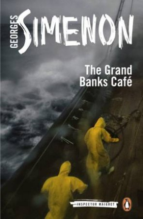 The Grand Banks Cafe by Georges Simenon
