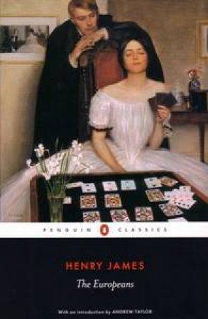 Penguin Classics: The Europeans