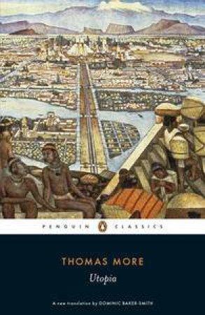 Utopia by Thomas More - 9780141442327 - QBD Books