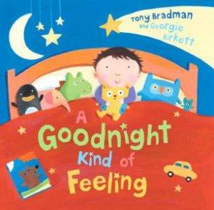 A Goodnight Kind Of Feeling by Tony Bradman & Georgie Birkett