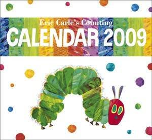 Eric Carle's Counting Calendar 2009 by Eric Carle