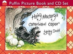 Hairy MacLary's Catwerwaul Caper (Book + CD) by Lynley Dodd