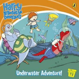 Harry and His Bucketfull of Dinosaurs: Underwater Adventure by CCI Entertainment
