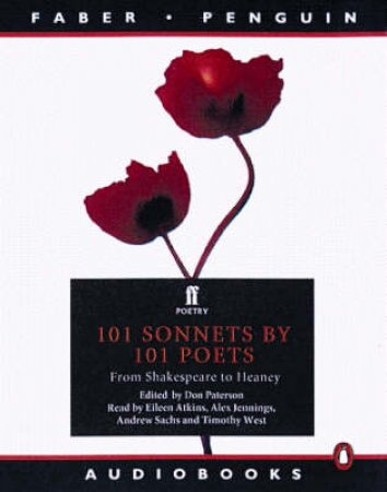 101 Sonnets By 101 Poets by Don Paterson