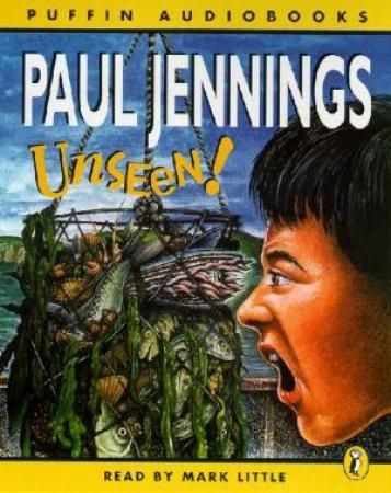 Unseen! - Cassette by Paul Jennings
