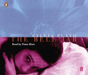 The Bell Jar - CD by Sylvia Plath