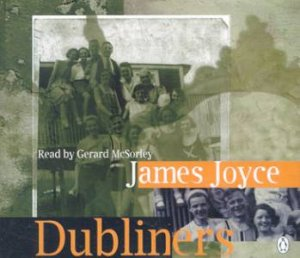 Dubliners - CD by James Joyce