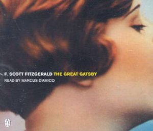 The Great Gatsby - CD by F Scott Fitzgerald