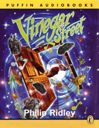 Vinegar Street - Abridged Cassette by Philip Ridley