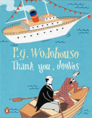 Thank You, Jeeves - Cassette by P G Wodehouse