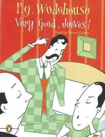 Very Good, Jeeves by P G Wodehouse
