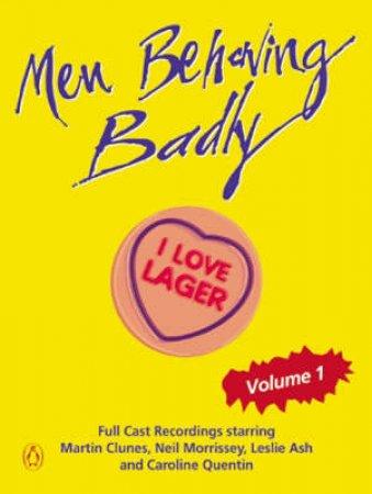 Men Behaving Badly - TV Tie In - Cassette by Various