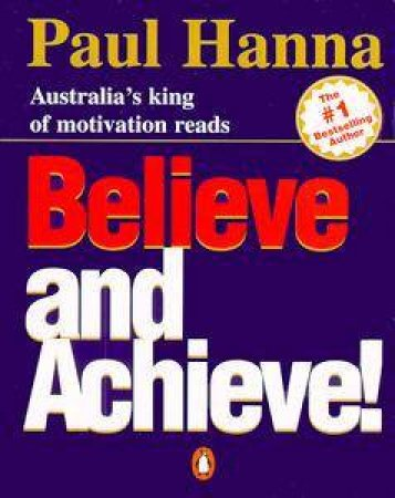 Believe And Achieve! - Cassette by Paul Hanna