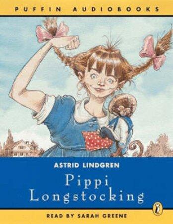 Pippi Longstocking - Cassette by Astrid Lindgren